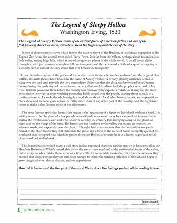 best halloween stories ideas halloween snacks the legend of sleepy hollow legend storiesscary storieshalloween