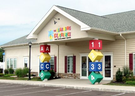 Child Day Care Center in Pottstown, PA | The Learning Experience® ... blueprint of my day care