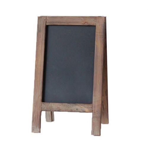 Wooden Framed Vintage Blackboard
