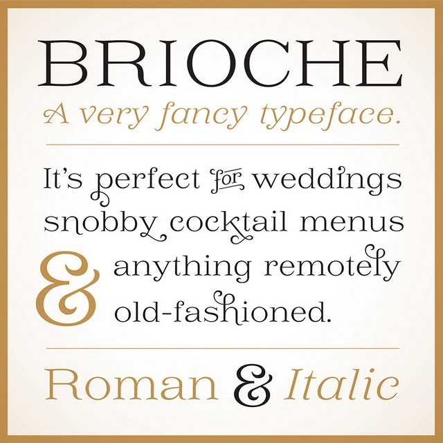 brioche: Stuff, Style Inspiration, Jessica Hische, Super Swoon, Graphics Design, Brioches Fonts, Typography, Types, Paper Dahlias