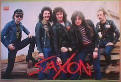Afbeeldingsresultaat voor saxon band #music