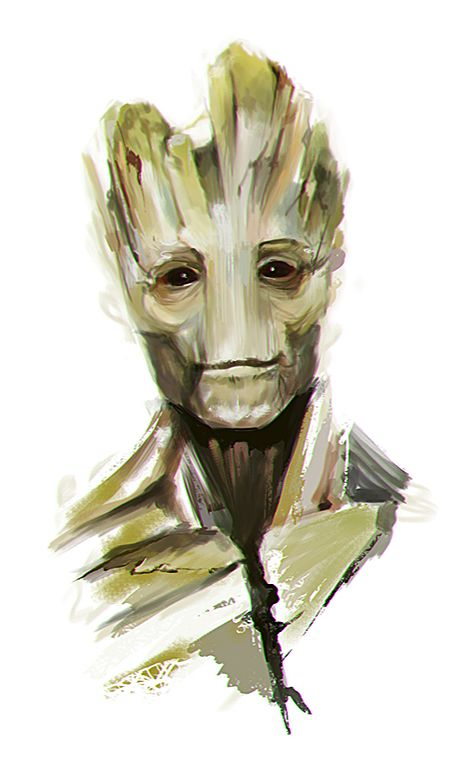 I Am Groot! Guardians of the Galaxy is an awesome film!