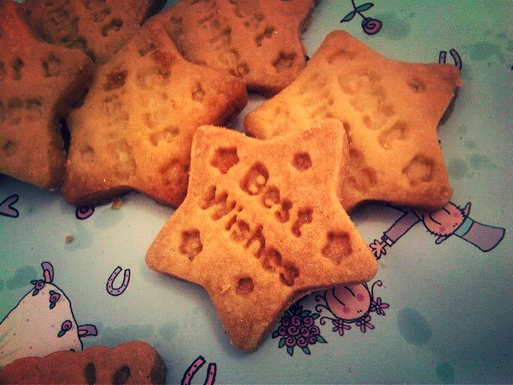 Biscuits Personilized