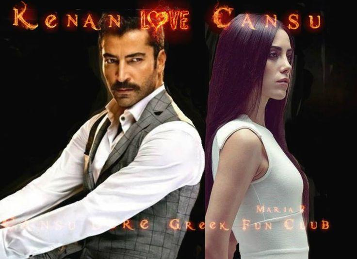 #CansuDere ile #Kenanİmirzalioğlu