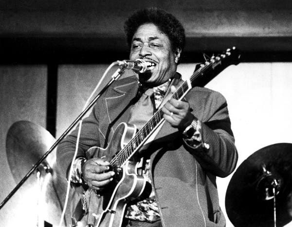 """Johnny Shines 