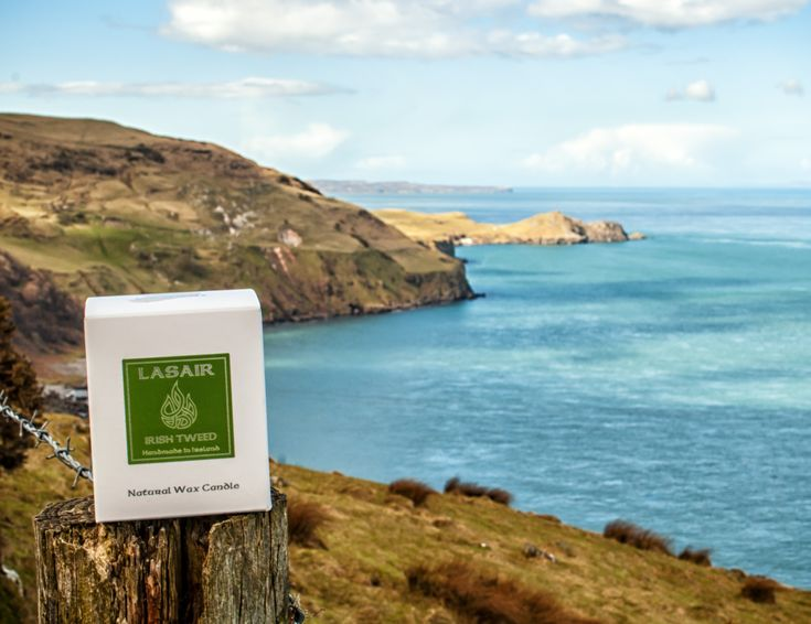 WOW!!!!! Stunning! With views like this you would be mad to not want to travel Ireland and the Coast isn't bad either... #Lasaircandles #Nature #landscape #coast #ireland #causeway #ocean #bigblue #irishtweed #Giftboxedcandle #perfectgift #giftideas
