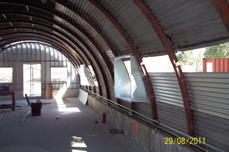 Quonset Hut Remodel Home Interiors And Museums