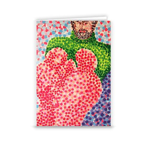 Tired Feet Greeting Card by hoganfinland at zippi.co.uk