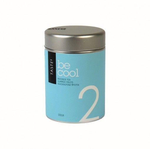 be  cool iced tea summer fruits taste3tea.com