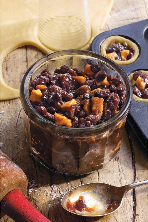 Dan Lepard's quick mincemeat recipe, make in advance, one less thing to at Christmas.