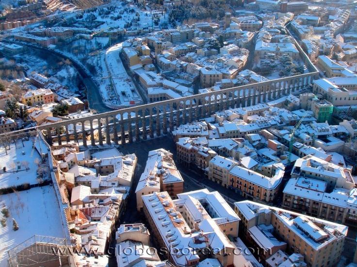 Segovia nevada