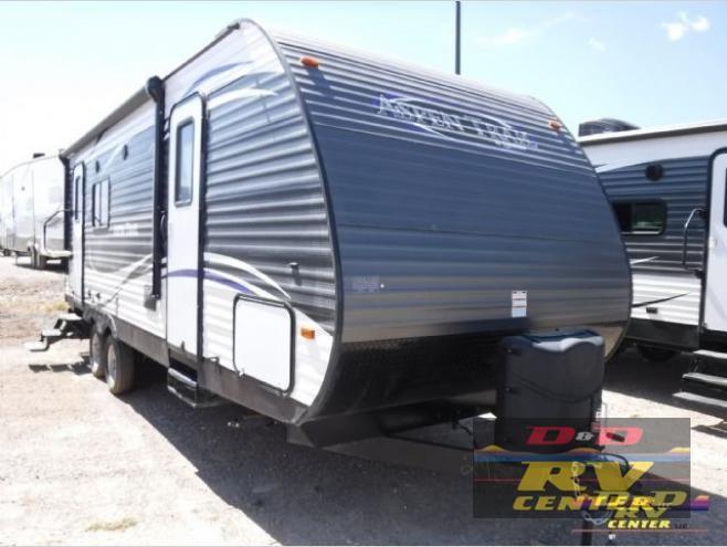 New 2017 Dutchmen RV Aspen Trail 2390RKSW Travel Trailer at D&D RV Center, LLC | Helena, MT | #NTD2930