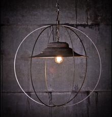 Mike Wolfe | Lighting and Lights | Rustorations | Antique Archaeology