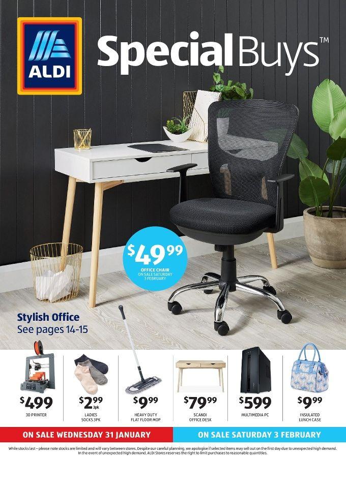 Aldi Catalogue Specials Week 5, 31 January - 6 February 2018 - http://olcatalogue.com/aldi/aldi-catalogue-specials.html