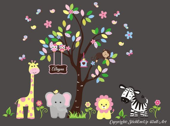 Hey, I found this really awesome Etsy listing at http://www.etsy.com/listing/175621428/nursery-wall-decal-baby-girl-wall-decal