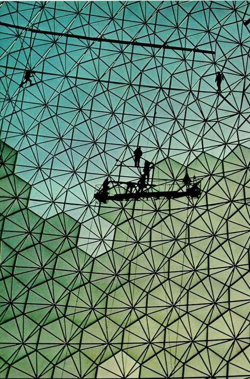 Bucky dome, Montreal