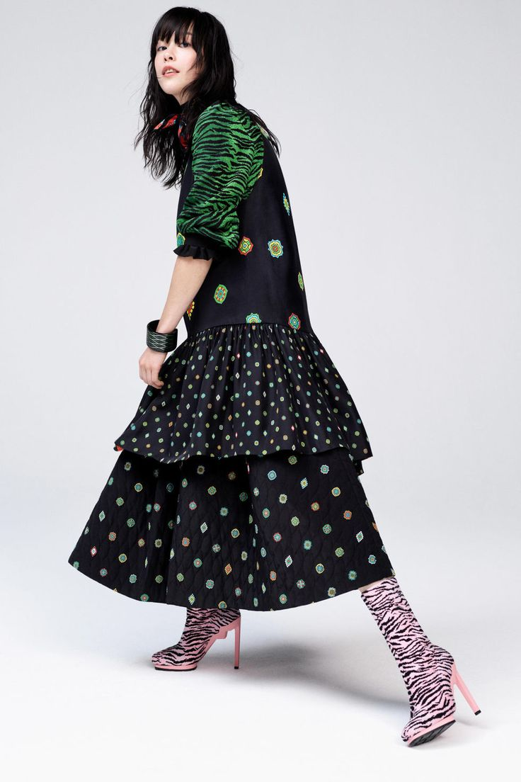 The Best Looks from the Kenzo x H&M Collection - Kenzo x H&M Look Book