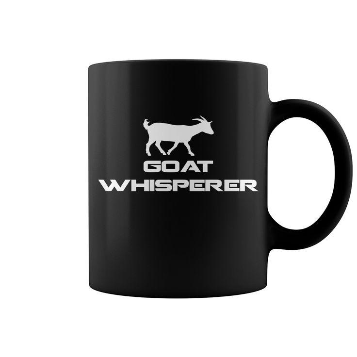Goat Whisperer Cute Funny Farm Animal New Mug  coffee mug, papa mug, cool mugs, funny coffee mugs, coffee mug funny, mug gift, #mugs #ideas #gift #mugcoffee #coolmug