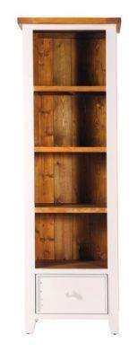 Tuscan Slim Bookcase (600W x 350D x 1800Hmm) RRP $569