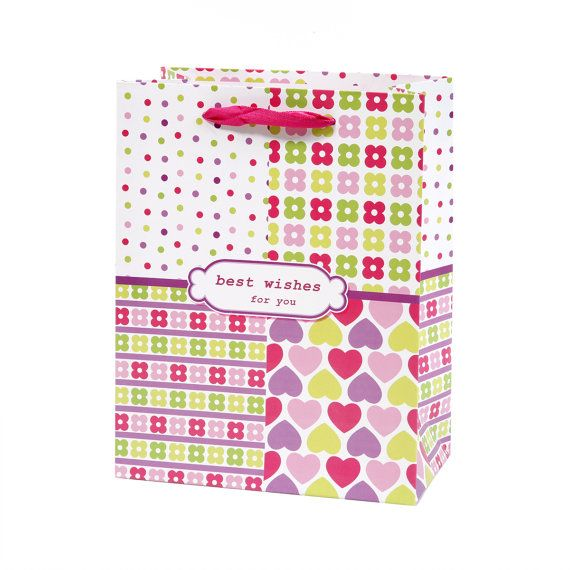 10 pcs 7x9x4inch / 18x23x10Cm /Gift Paper bags For by EnGREEN