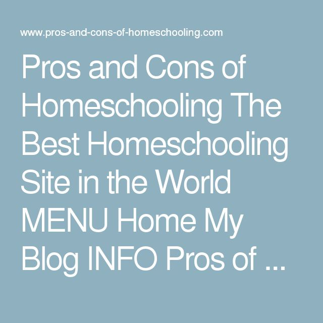 Homework pros cons statistics