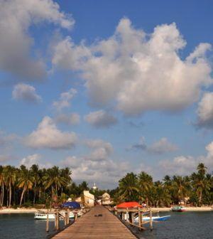 Tempat Wisata Teluk Tamiang, Keindahannya Tandingi Bunaken