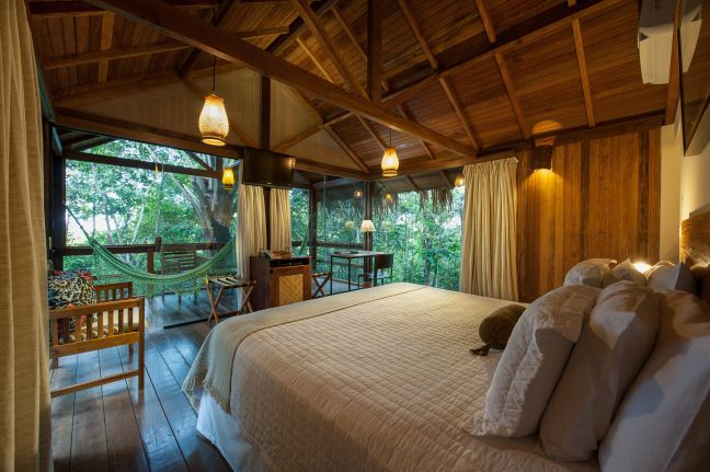 Anavilhanas Jungle Lodge, Excursions from Manaus BRAZIL