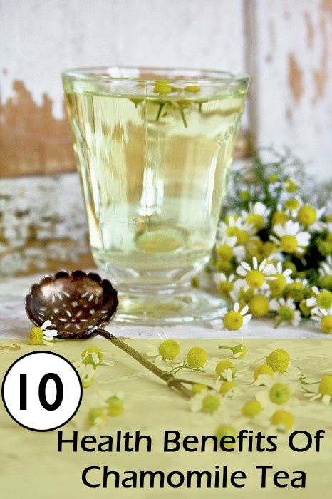 Health Benefits Of Chamomile | #paleo | FOLLOW CAVEMENWORLD.com at pinterest.com/cavemenworld/