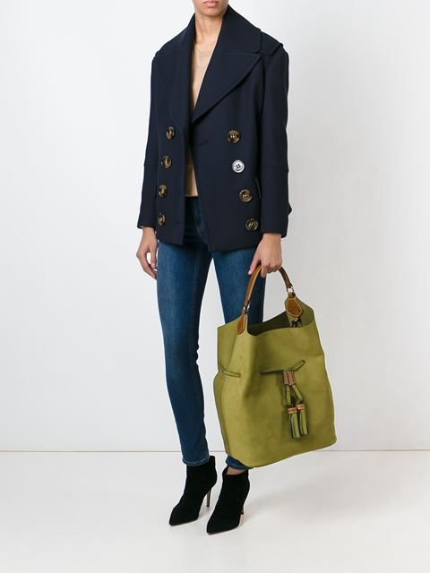Burberry Sac À Main À Détails De Glands - Monti - Farfetch.com
