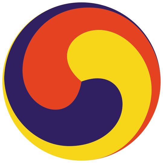 Sam Taeguk - Korean shamanism - Wikipedia, the free encyclopedia