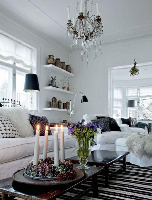 118 besten wohnzimmer ideen bilder auf pinterest | liatorp ... - Skandinavisch Wohnen Wohnzimmer