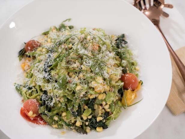 Pasta Primavera Recipe Food Network Recipes Pasta Primavera