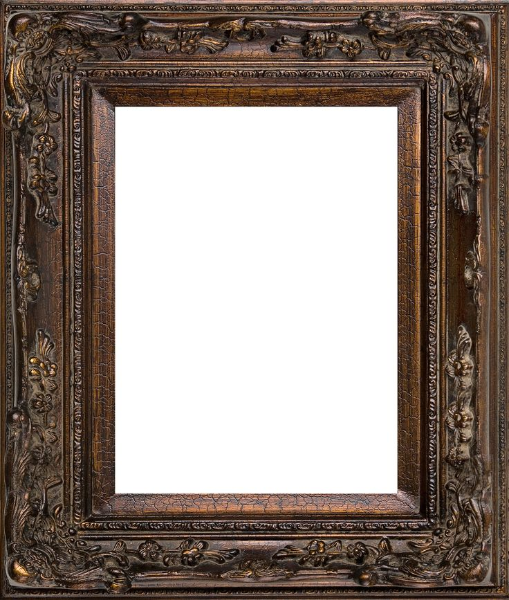 comes in all sizes from this beautifully ornate dark bronze portrait frame looks gorgeous with a mirror as well - Wholesale Frames