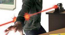 Лазерная сигнализация. Сделай сам