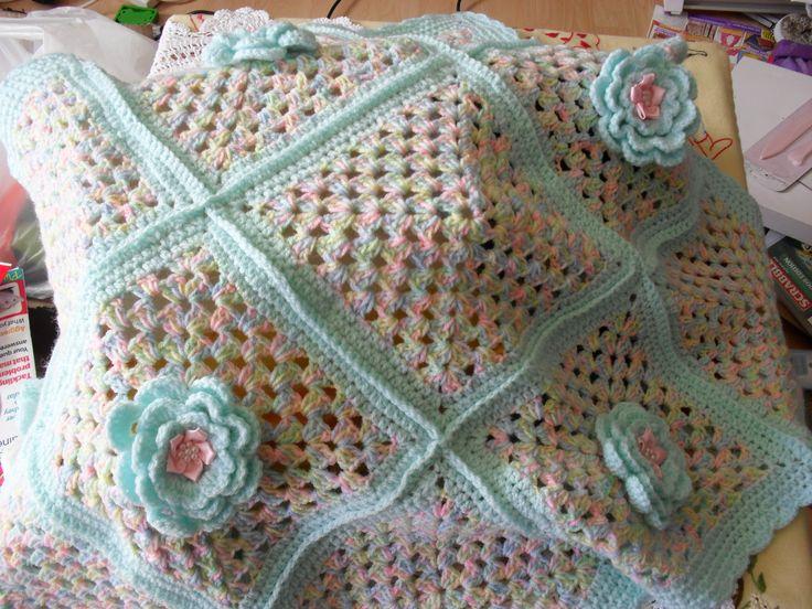 Crochet Pattern For Dolls Pram : 1000+ images about pram sets on Pinterest Prams, Dolls ...