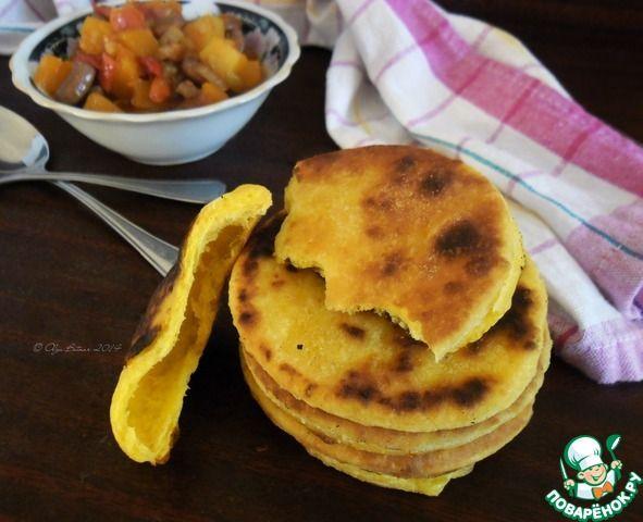Sopaipillas или тыквенные лепешки - кулинарный рецепт