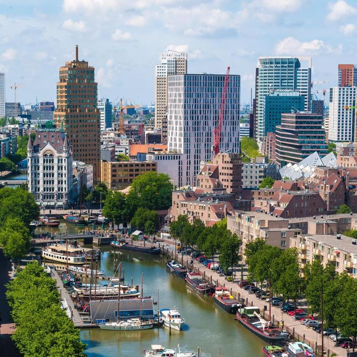Rotterdam is amazing city!!!