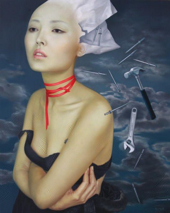 何红蓓(He Hongpei)... - Kai Fine Art