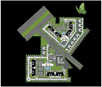 ATS Triumph - Site Plan