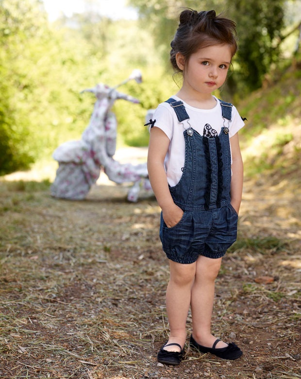 Benetton Toddler Collection - Look 11