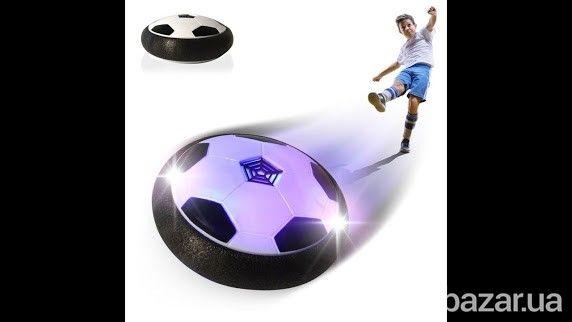 HOVERBALL — это единственный футбольный мяч который подходит для игры как на открытом воздухе так и в помещении. Вы можете превратить любую...