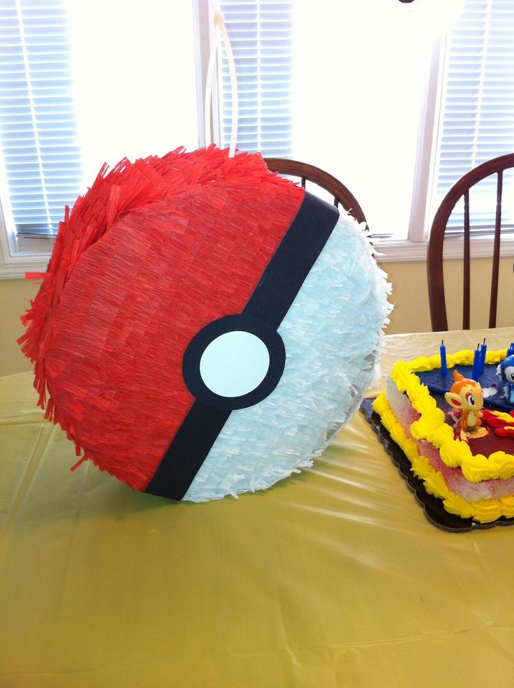 Poke Ball Pi 241 Ata Pokemon Birthday Pokemon Birthday