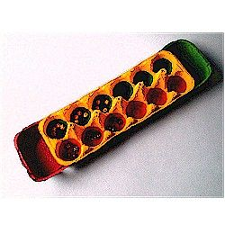 Mancala is a board game which dates back to ancient times and is still popular today with different versions of the game found in nearly every African country. Great craft and activity for your Girl Scout World Thinking Day or International celebration if you chose South Africa. Directions available at FreeKidsCrafts.com, a part of the MakingFriends.com family