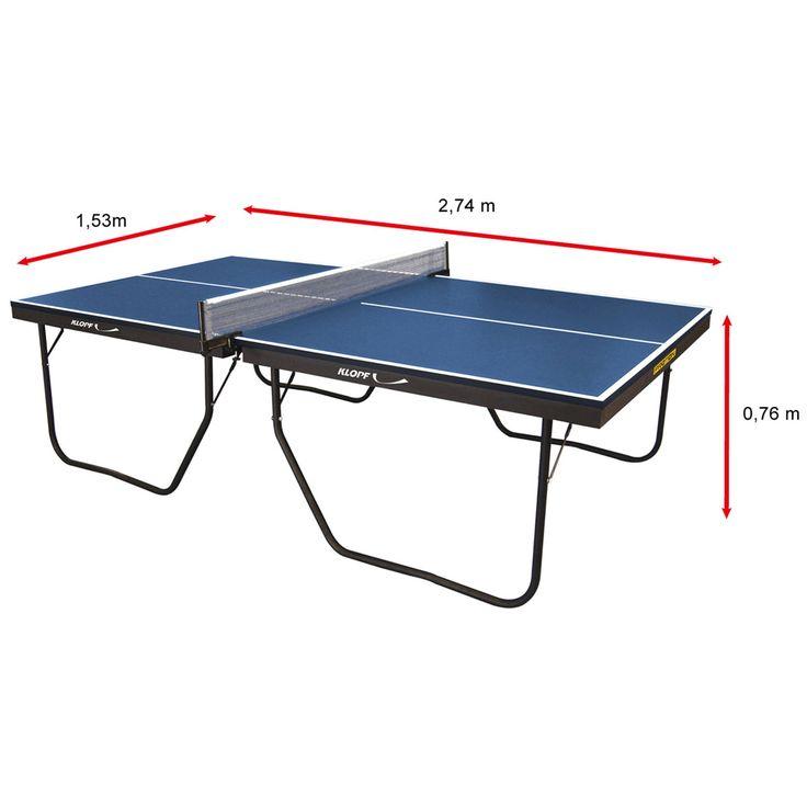 25 melhores ideias de mesa de ping pong no pinterest - Mesa ping pong ...