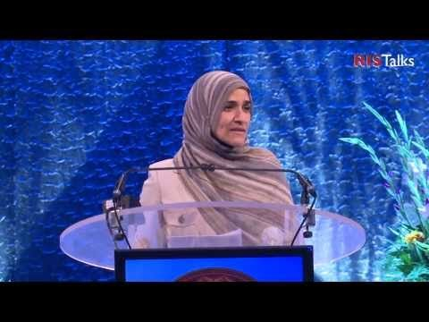 """RISTalks: Sister Dalia Mogahed - """"Get Up! Stand for your rights!"""" at RIS2013"""