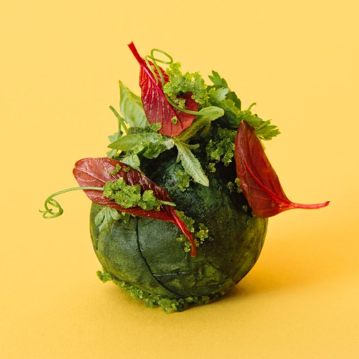 The future of the meatball by Ikea's Space10 research lab includes the Urban Farmer's Ball, made from fresh produce on local farms