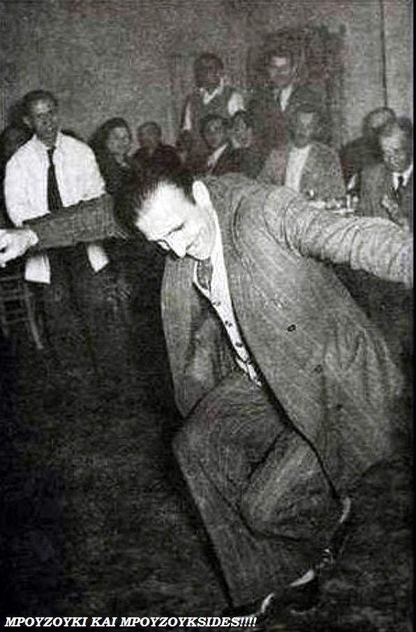 """Γιάννης Παπαϊωάννου. """"Ο μοναχικός θρήνος"""". Το ζεϊμπέκικο δύσκολα χορεύεται. Δεν έχει βήματα είναι ιερατικός χορός με εσωτερική ένταση και νόημα που ο χορευτής οφείλει να το γνωρίζει και να το σέβεται.Είναι η σωματική έκφραση της ήττας.Η απελπισία της ζωής.Το ανεκπλήρωτο όνειρο. Είναι το «δεν τα βγάζω πέρα».Το κακό που βλέπεις να έρχεται.Το παράπονο των ψυχών που δεν προσαρμόστηκαν στην τάξη των άλλων...."""" Διονύσης Χαριτόπουλος"""