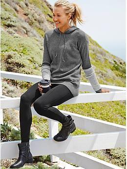 Merino Nopa Hooded Sweater | Athleta