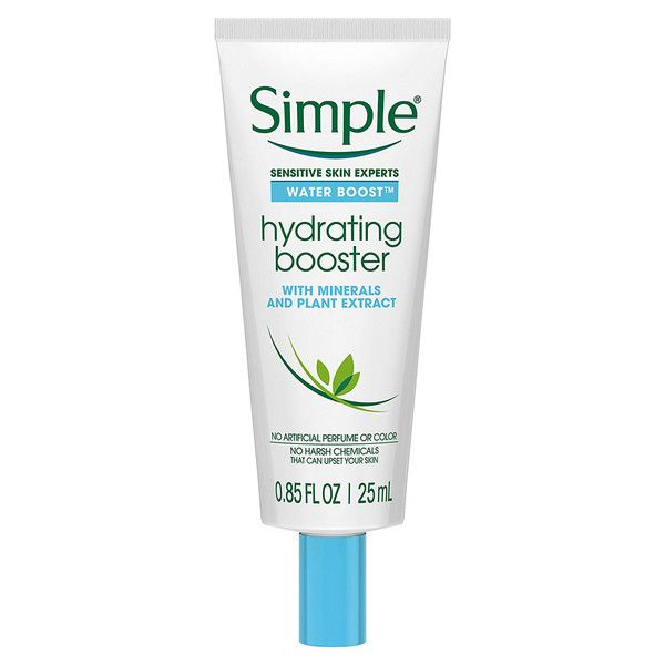 Use it as a serum before moisturiser, or just mix a blob into your moisturiser to give yourself a hit of, essentially, water. Buy two, pop one in your make-up bag and, if your face starts to feel tight throughout the day, pat some on top of your make-up. It won't disrupt it – it will just make you feel dewy again.