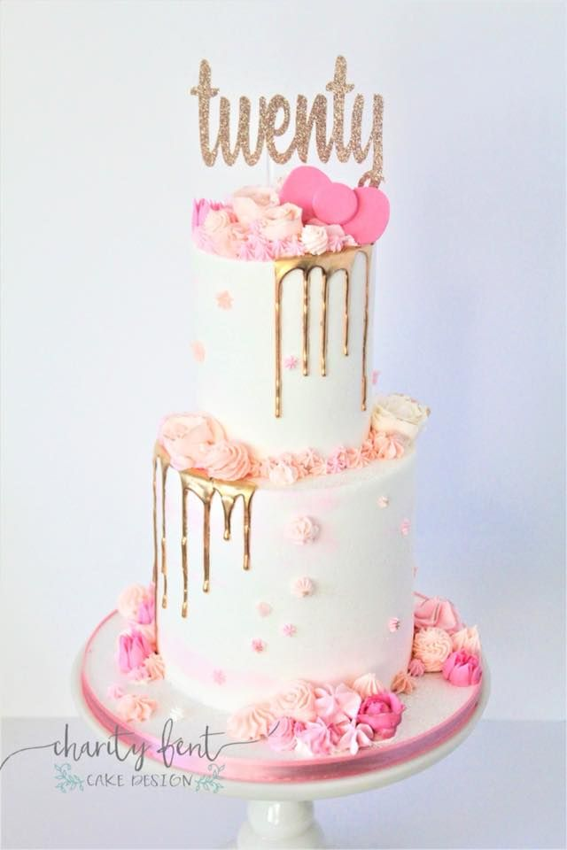 Birthday Cakes With Images 18th Birthday Cake 13 Birthday